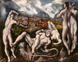 Эль Греко (Доменико Теотокопули). Лаокоон