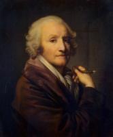Жан-Батист Грёз. Автопортрет