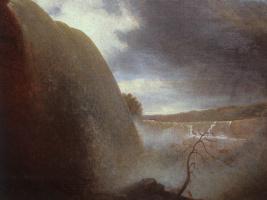Рембрандт Пил. Ниагарский водопад