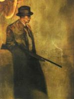 Эшли Вуд. Джентльмен в шляпе