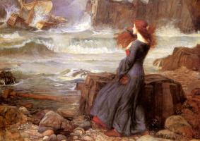 Миранда и буря