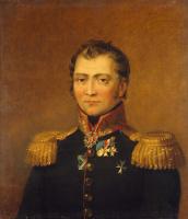 Джордж Доу. Портрет Семена Христофоровича Ставракова
