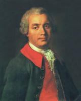 Иван Петрович Аргунов. Портрет А. П. Зиновьева. 1760-е