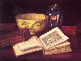 Клод Рагет Херст. Удовольствие памяти