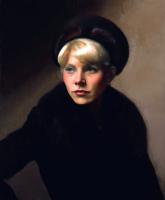 Кирк Ричардс. Портрет жены Линды