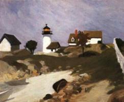 Edward Hopper. Lighthouse