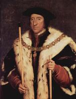 Ганс Гольбейн Младший. Портрет Томаса Говарда, герцога Норфолка
