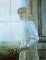 Мануэль Баеза. Портрет 3