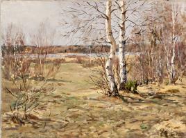Макс Авадьевич Бирштейн. Весна.