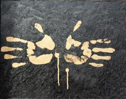 Karavan Vik. Gold hands