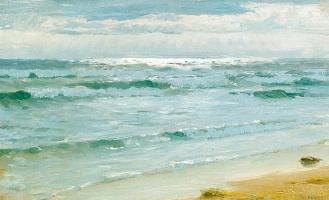 Peder Severin Kreyer. Sea of Skagen