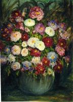 Рита Аркадьевна Бекман. Осенние цветы