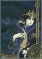 Ян Дэниэлс. 15-Королева