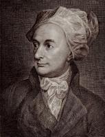 William Blake. Portrait Of William Cowper