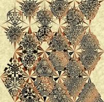 Юрий Николаевич Сафонов (Yury Safonov). Фибоначи в треугольнике (серия «Золотое сечение»)