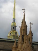 """Алексей Гришанков (Alegri). """"Towers and spires"""""""