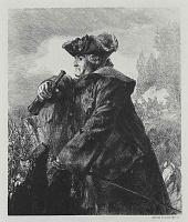 Адольф фон Менцель. Якоб Кейт, прусский фельдмаршал