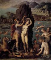 Giorgio Vasari. Perseus and Andromeda