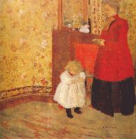 Жан Эдуар Вюйар. Мать с ребенком