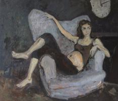 Елена Гостюшина. Пора/ Ее время