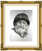 Ivan Alexandrovich Dolgorukov. Bearded