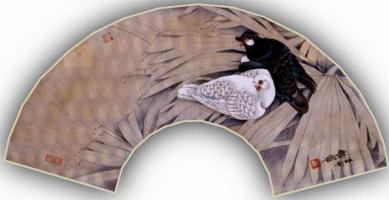 Ёнгюн Чен. Птицы 22