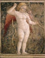 Пьеро делла Франческа. Купидон с завязанными глазами