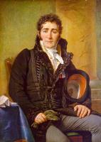 Жак-Луи Давид. Сидящий мужчина