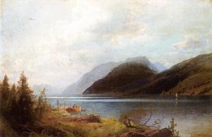 Герман Оттомар Герцог. Горы