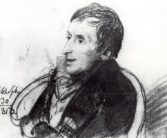 Orest Adamovich Kiprensky. Portrait of Alexey Nikolaevich Olenin