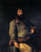 Дмитрий Григорьевич Левицкий. Портрет Н. А. Сеземова