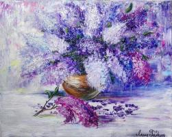Алина Галкина. Lilac