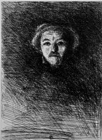 Камиль Коро. Автопортрет художника