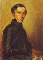 Григорий Григорьевич Гагарин. «Портрет художника» 1840-е