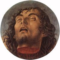 Джованни Беллини. Глава Иоанна Крестителя