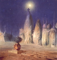 Гил Брювель. Ночное небо