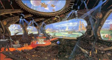 Роберт Маккалл. Вселенная