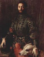 Аньоло Бронзино. Гвидобальдо II делла Ровере, герцог Урбинский