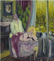 Ирина Гаршина. Перед чаем
