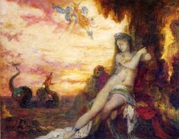 Гюстав Моро. Персей и Андромеда
