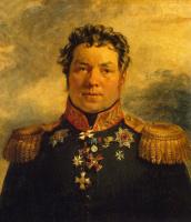 Джордж Доу. Портрет Петра Яковлевича Корнилова