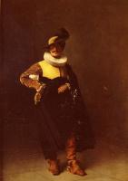 Жан-Леон Жером. Людовик XIII