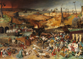 Pieter Bruegel The Elder. Triumph of death
