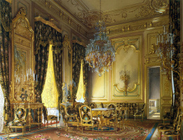 Луиджи Премацци. Золотая гостиная