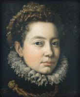 Софонисба Ангвиссола. Портрет женщины (Елизавета Французская)