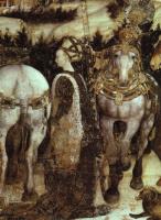 Антонио Пизанелло. Святой Георгий и принцесса Трапезунда