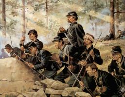 Кит Рокко. Гражданская война Америки 9