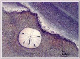 Патти Буллард. На песке