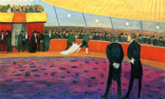 Marianna Vladimirovna Verevkina. Circus