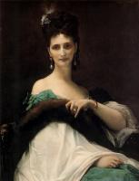 Александр Кабанель. Графиня де Келлер